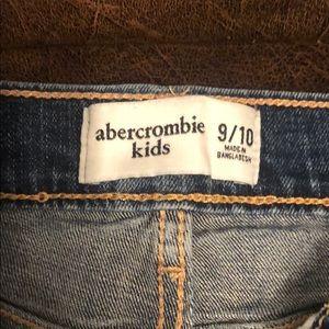 abercrombie kids Bottoms - Abercrombie Kids Jean Shorts
